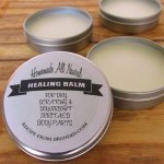 How to Make Healing Dry Skin Balm