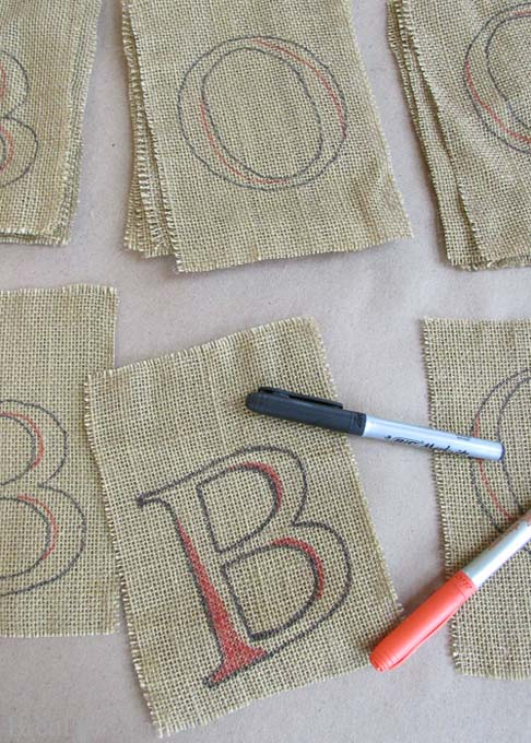 Bren Did PB Inspired BOO Banner