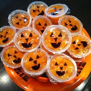 BrenDid Healthy Halloween Treats