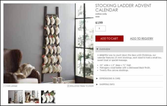 Pinning to make for Christmas! Easy and Affordable Christmas Decorations: PB inspired Wooden Advent Calendar with Stockings – Make a Pottery Barn Inspired Wooden Advent Calendar Ladder with Canvas Stockings f for $34. That's 83% off of the retail price of $199. Free printable pattern, Silhouette cut file and easy directions at BrenDid.com.