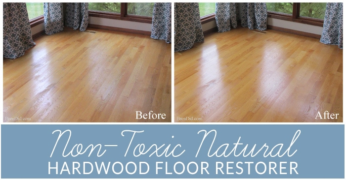 The Ultimate All Natural Homemade Floor Cleaner Guide