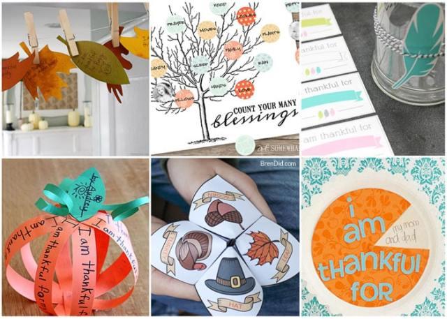 15 Easy Thanksgiving Crafts That Teach Kids Gratitude ...