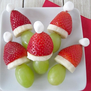 The 35 Best Healthy Christmas Treats for Kids - Bren Did