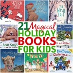21 Holiday Books for Kids that Capture the Magic ofthe Season