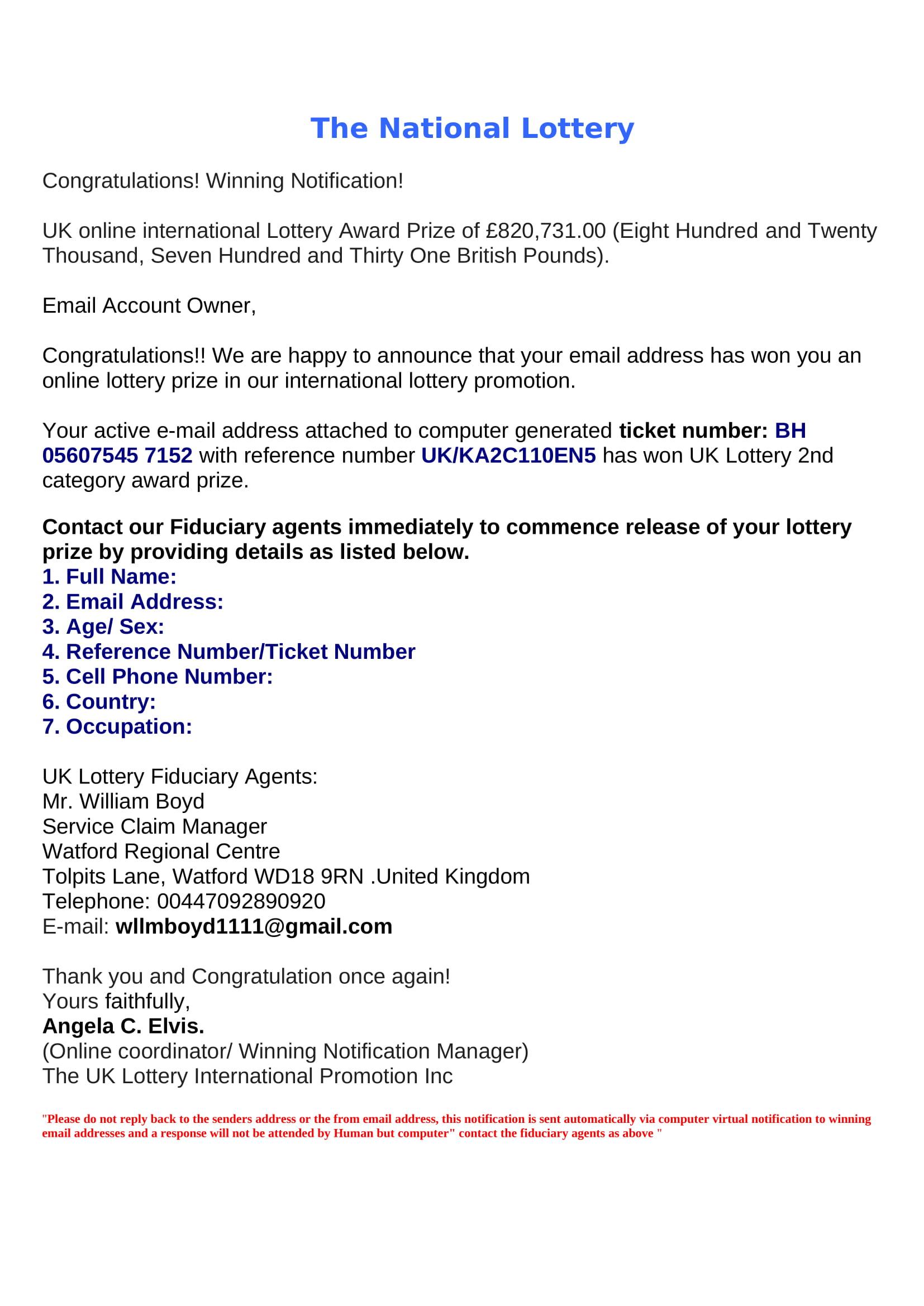 congratulation emails
