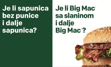Je li McDonald's bez kul kampanja i dalje McDonald's?