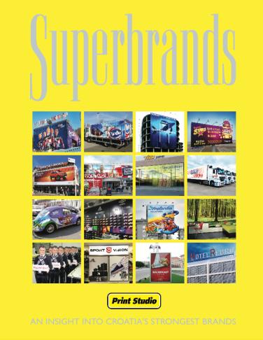 Print Studio - Superbrand 2017/18.
