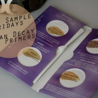 Free Sample Fridays: Urban Decay Eye Primer