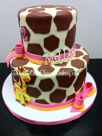 giraffe bows