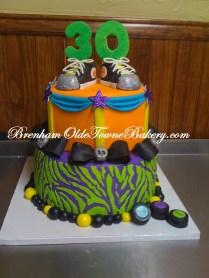 punk 30th birthday