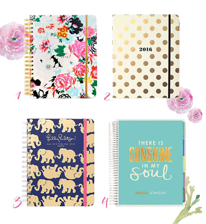 My Favorite Planners
