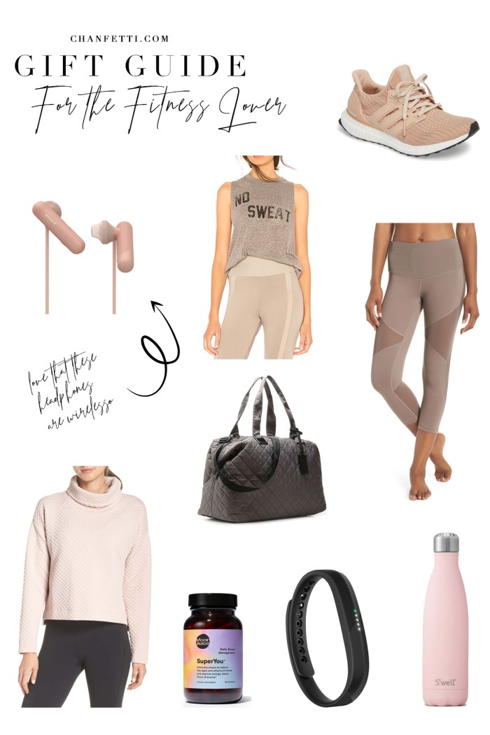 Gift Guide 2018: For the Fitness Lover