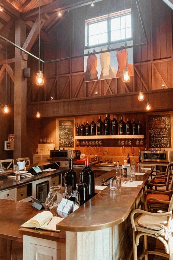 Tamber Bey Vineyards Sundance Ranch - Chanfetti Blog by Brenna Anastasia