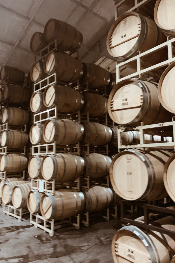 Tamber Bey Vineyards Sundance Ranch Napa - Chanfetti Blog by Brenna Anastasia