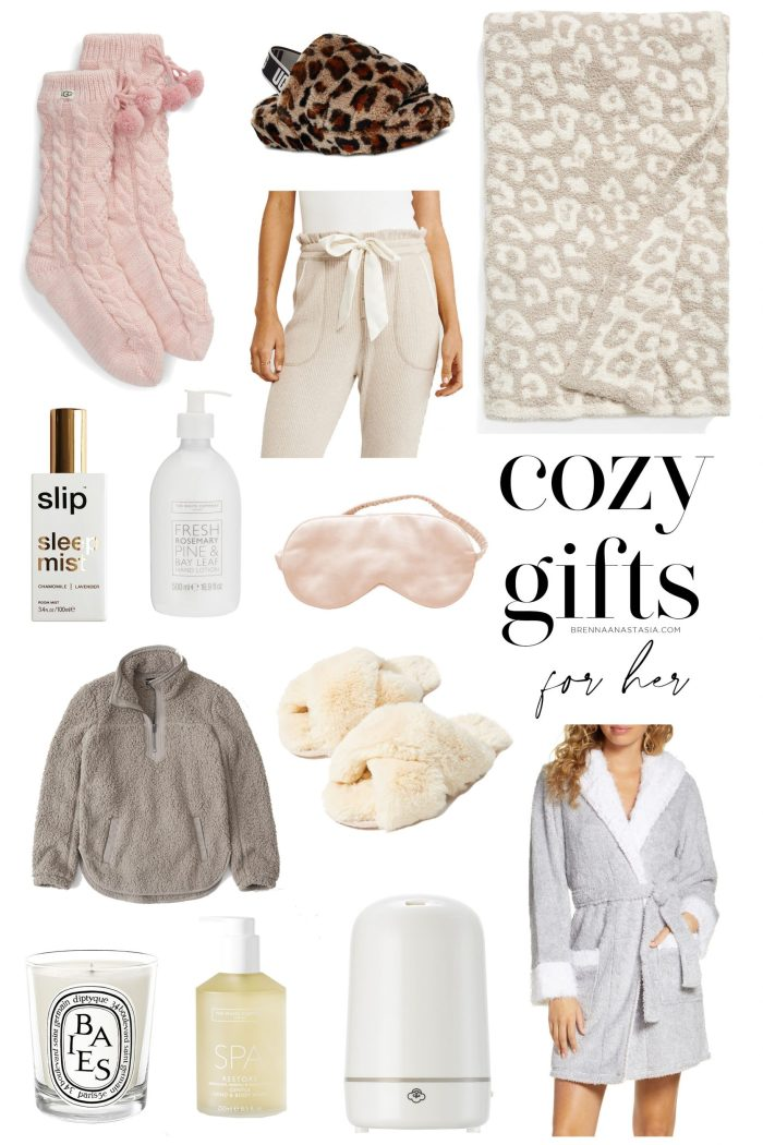 Holiday Gift Guide 2019: Cozy Gifts
