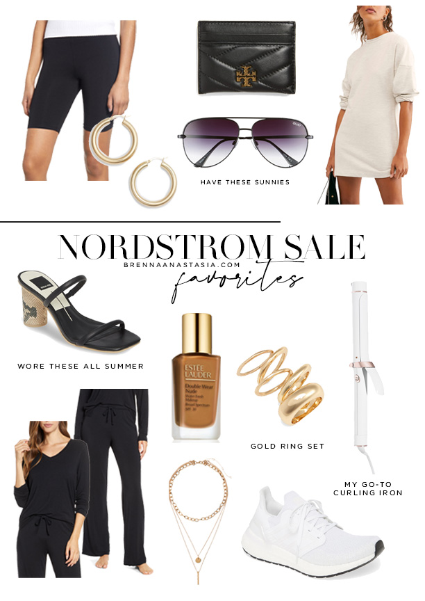 Nordstrom Sale Favorites Spring 2020 - Brenna Anastasia