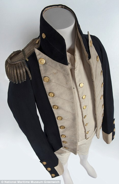 Lieutenant's Uniform