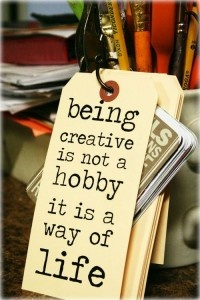being-creative-quote