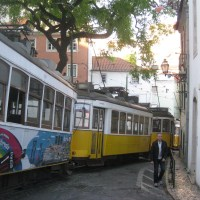 Most Non-Triumphant: Three Traffic Stories from Lisbon