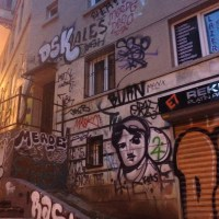 The Unexpected Street Art in Istanbul