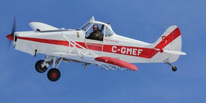 Brennan Jardine Aerial Spraying