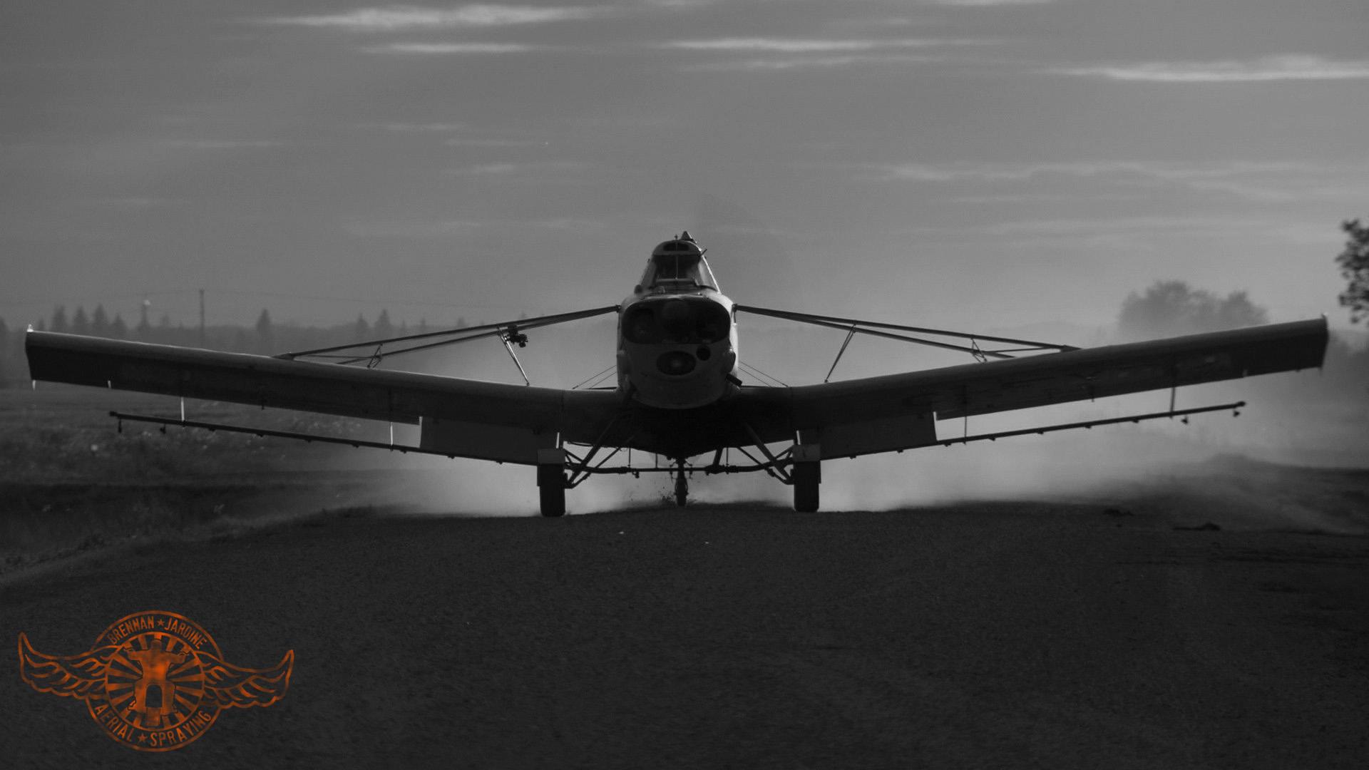 Brennan Jardine – Brennan Jardine Aerial Spraying