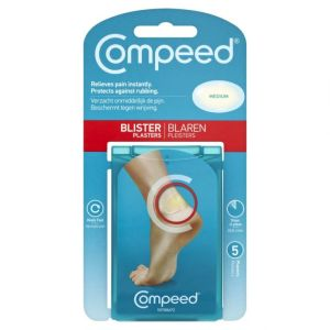COMPEED BLISTERS MEDIUM (5's)