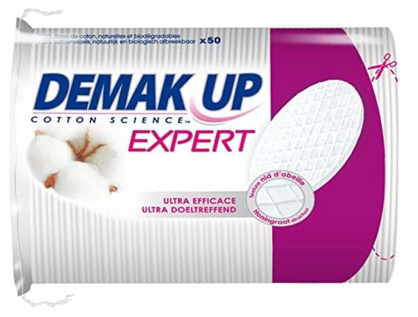 Demak Up Cotton Pads (50s) | Brennans Pharmacy