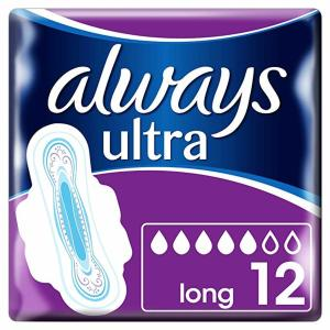 ALWAYS ULTRA LONG PLUS (12's)