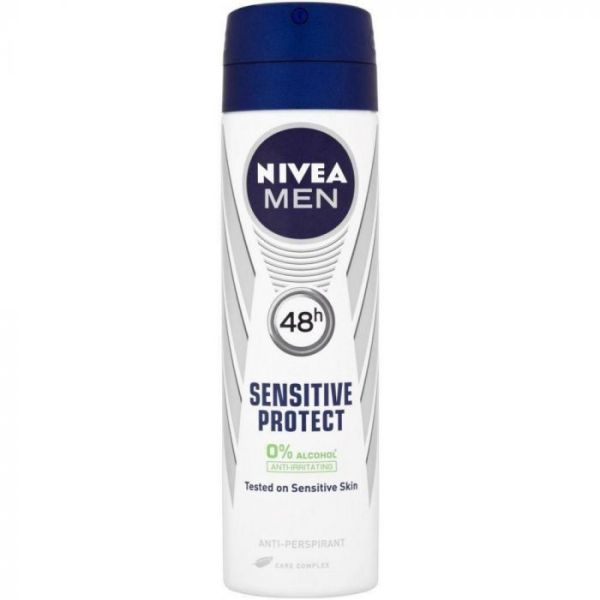 NIVEA FOR MEN SENSITIVE PROTECT SPRAY 150ML