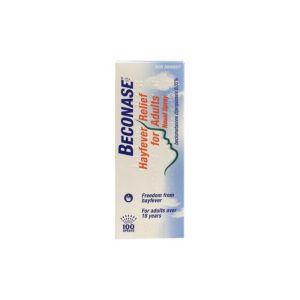 Beconase Hayfever Nasal Spray - 100 Sprays | Brennans Pharmacy | Creeslough | Buncrana | Clonmay | Glenageary