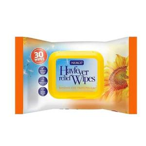 Nuage Hayfever Relief Wipes | Brennans Pharmacy | Creeslough | Buncrana | Clonmay | Glenageary