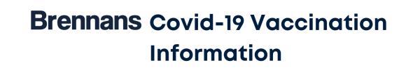 Covid-19 Vaccination Service | Brennans Pharmacy | Creeslough | Buncrana