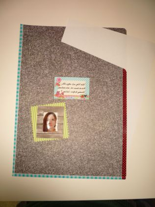 Dokumentenmappe Alpenglück mit Passbildtasche (3)