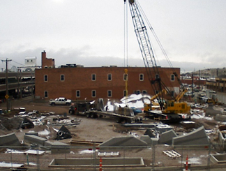 Mill Street Square Project in Rapid City, SD