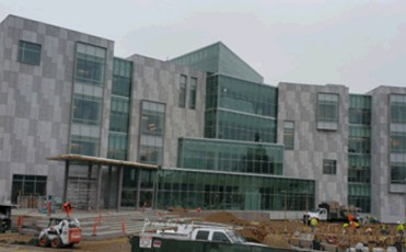 New Courthouse in Madera, CA