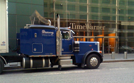 TimeWarner, NYC