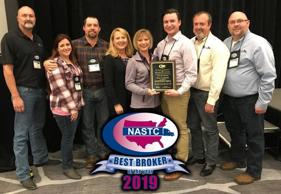 2019 NASTC Best Broker
