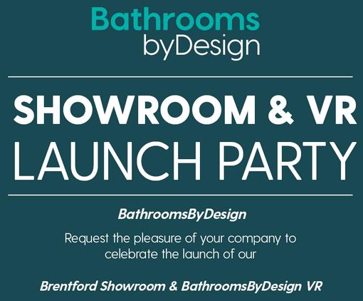 BathroomsbyDesign Invitation