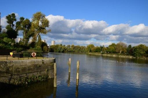 Brentford Dock Kew Gardens