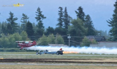 Pitts vs JetCar!
