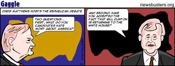 Gaggle's Debate Recap