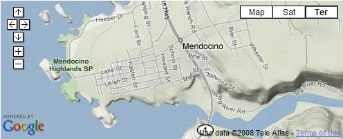 May of Mendocino, CA