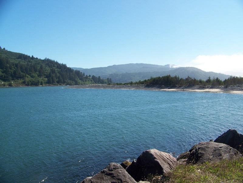 Tillamook Bay Channel