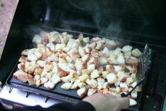 Mmm. Potatoes.