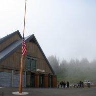 Jackson Visitor Center at Paradise