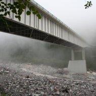 Bridge over Nisqually River
