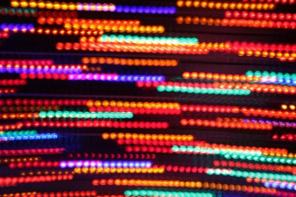 Multicolored blobs