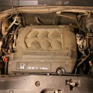 Time to remove the intake manifold cover
