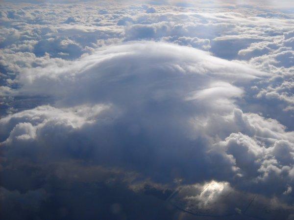 Cool lenticular cloud